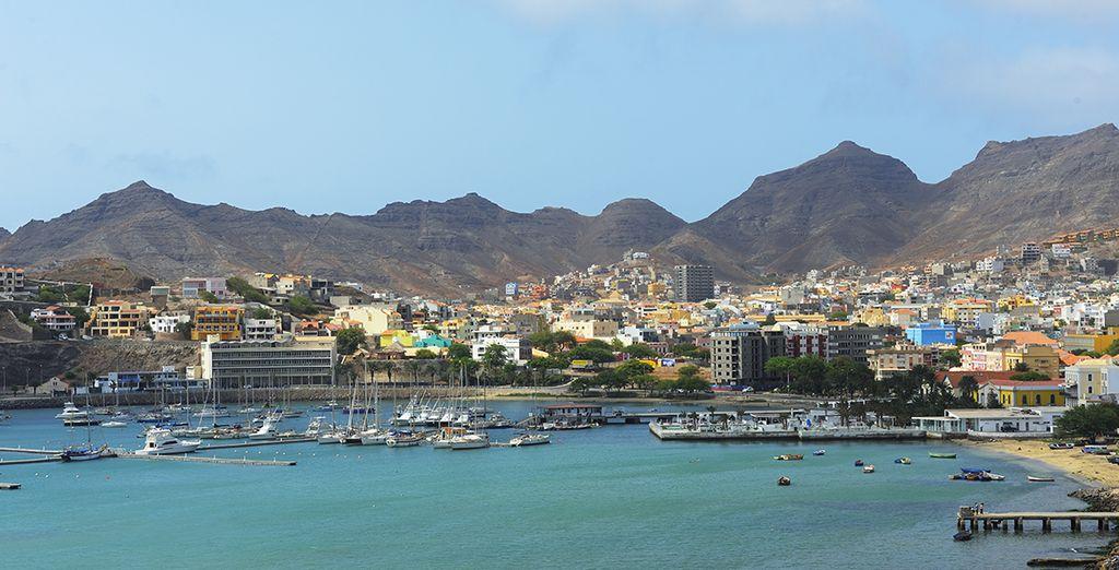 Au carrefour de l'Europe, de l'Afrique et de l'Amérique du Sud, rendez-vous au Cap Vert