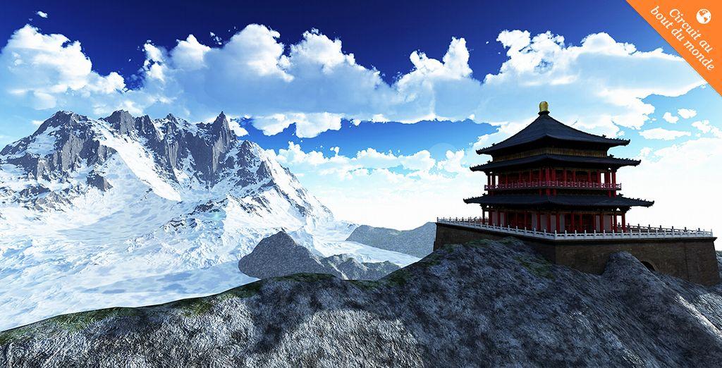 Plongez dans l'univers indescriptible du Népal - Le Meilleur du Népal - 8 jours / 7 nuits en hôtels 4* ou 5* Kathmandu