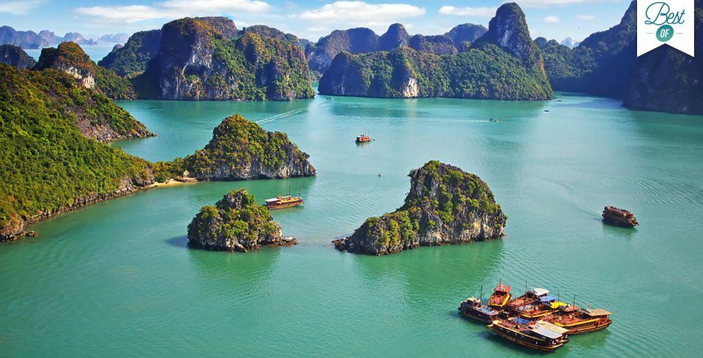 Séjour de rêve au Vietnam en 14 jours / 13 nuits