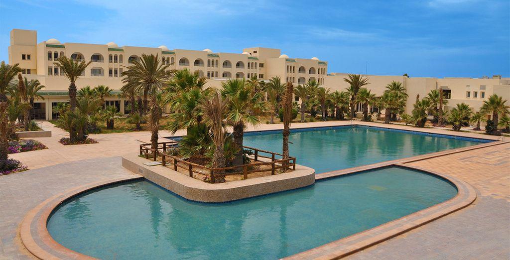 Bienvenue à l'Hasdrubal ! - Hôtel Hasdrubal Thalassa & Spa 5* Djerba