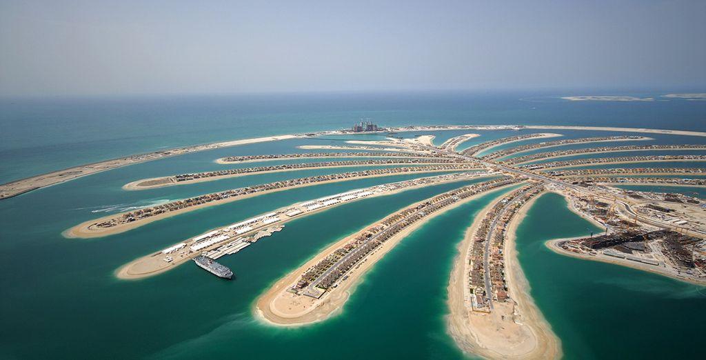 Et succomberez à la splendeur de Dubaï !