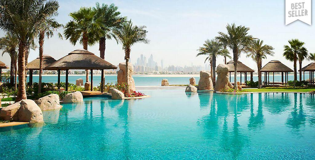 Le luxueux Sofitel 5* à Dubai - Sofitel Dubaï The Palm 5* Dubai