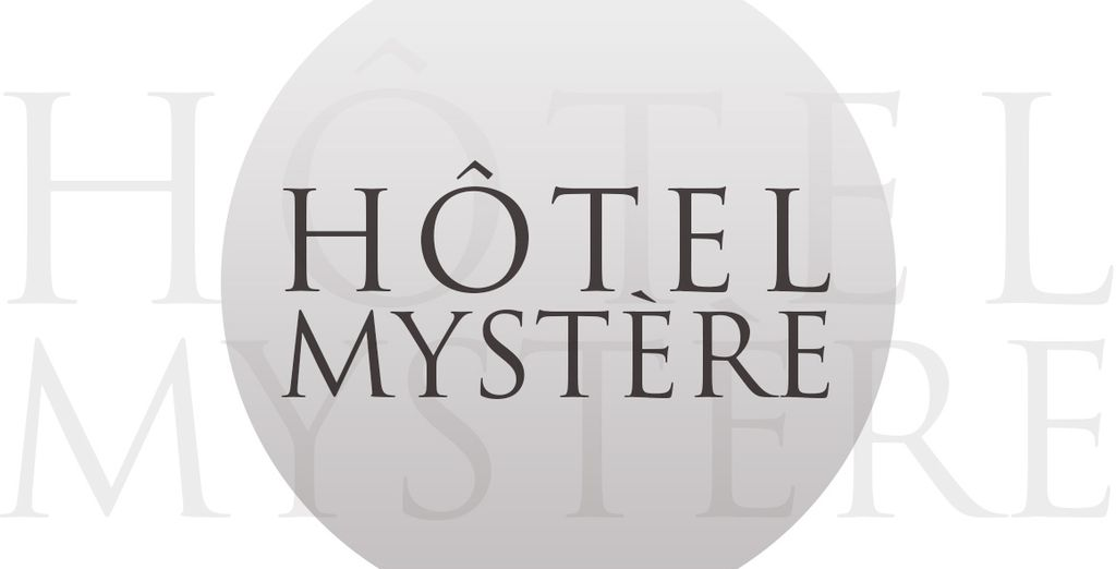 Craquez pour notre hôtel Mystère