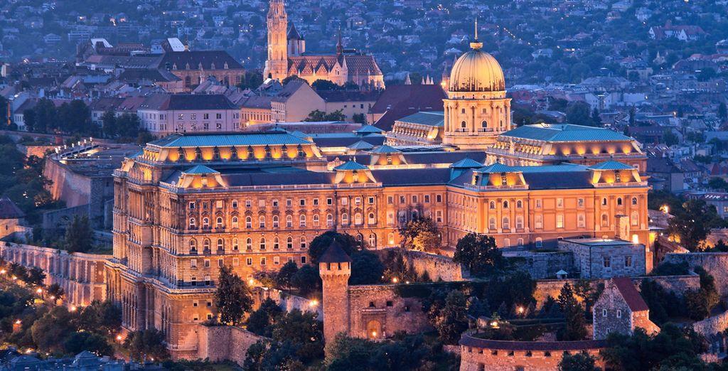 Vous n'avez pas fini d'être charmé par la sompteuse capitale hongroise !