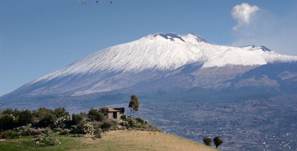 Entre l'Etna...