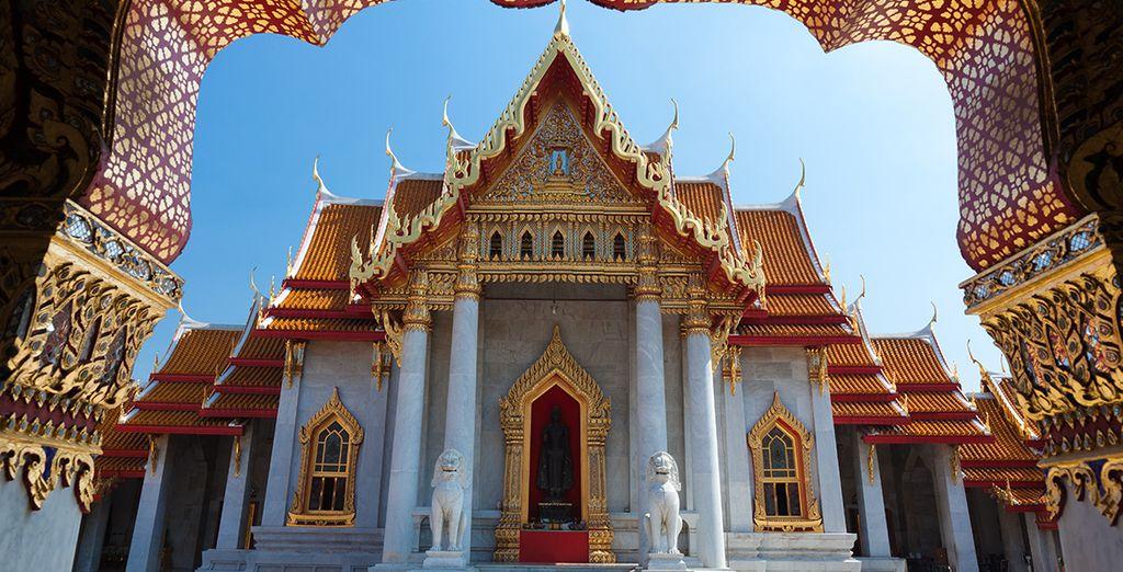 Où toute la beauté de la Thaïlande s'offre à vous...
