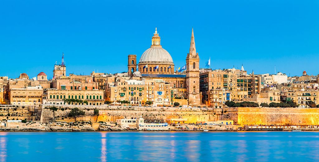 Sur l'île de Malte, pépite de la Méditerranée
