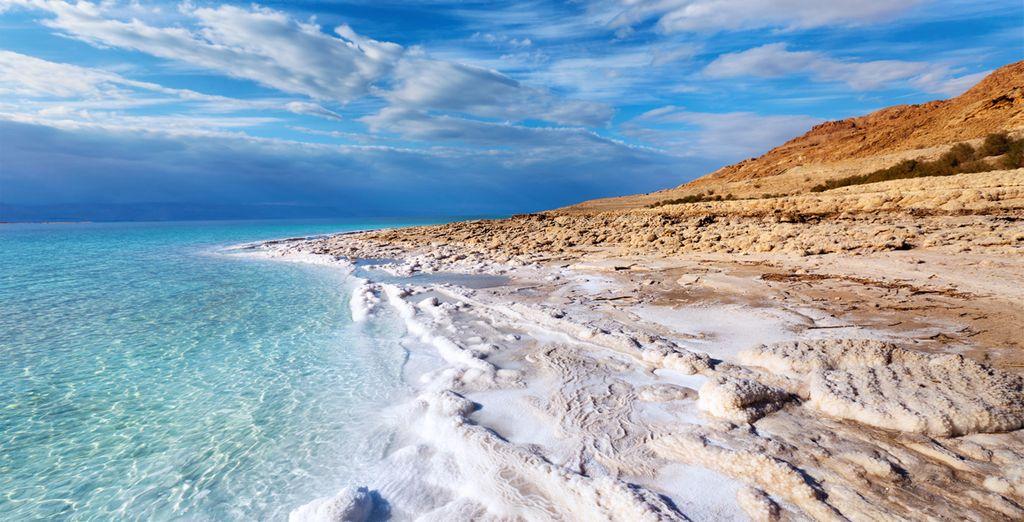 Et la mer Morte...