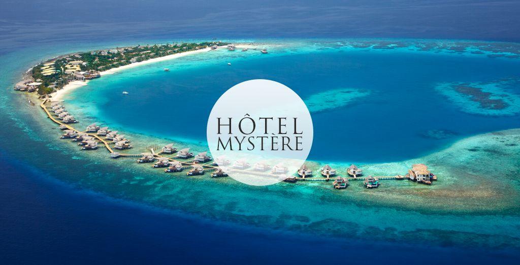 Envie d'un lieu unique ? - Hôtel Mystère 5* aux Maldives Malé