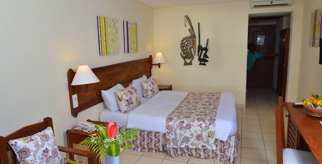 Un séjour couleur locale tout confort pour 4 ou 7 nuits selon votre choix