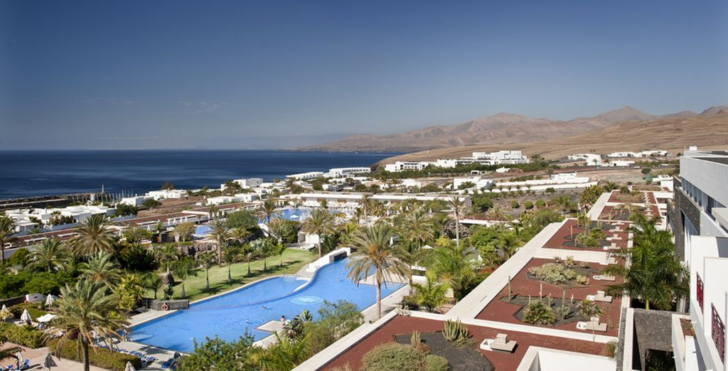 Lanzarote vous attend !