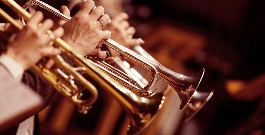 Où flotte dans les airs une ambiance entre Jazz et Blues
