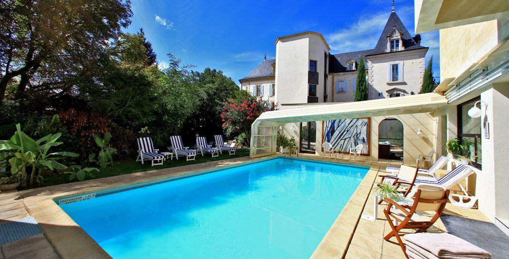 L'hôtel de Selves vous ouvre ses portes sur un cadre magnifique - Hôtel de Selves 4* Sarlat