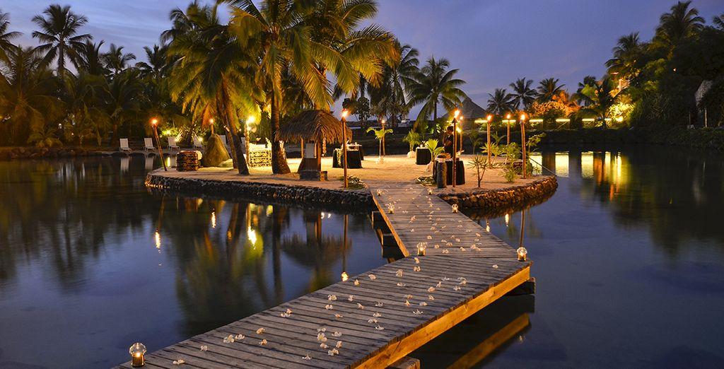 Combiné 3 îles en Polynésie : Intercontinental Tahihi 4* & Intercontinental Moorea 5* & Intercontinental Bora Bora 4* avec Air Tahiti Nui