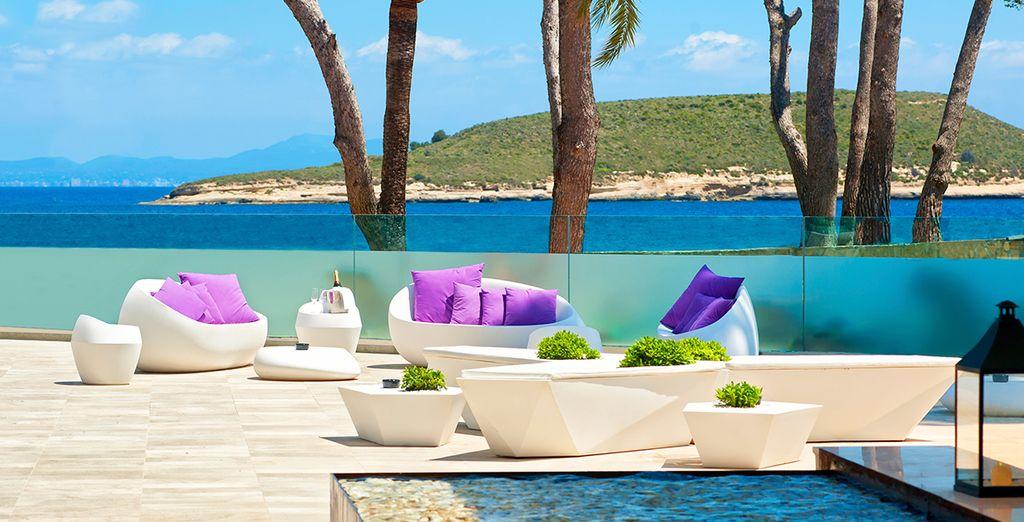 Craquez pour l'hôtel Me Mallorca, un 4* design et luxueux
