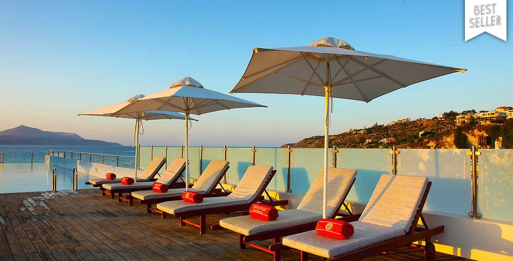 Offrez-vous un panorama superbe pour les vacances !
