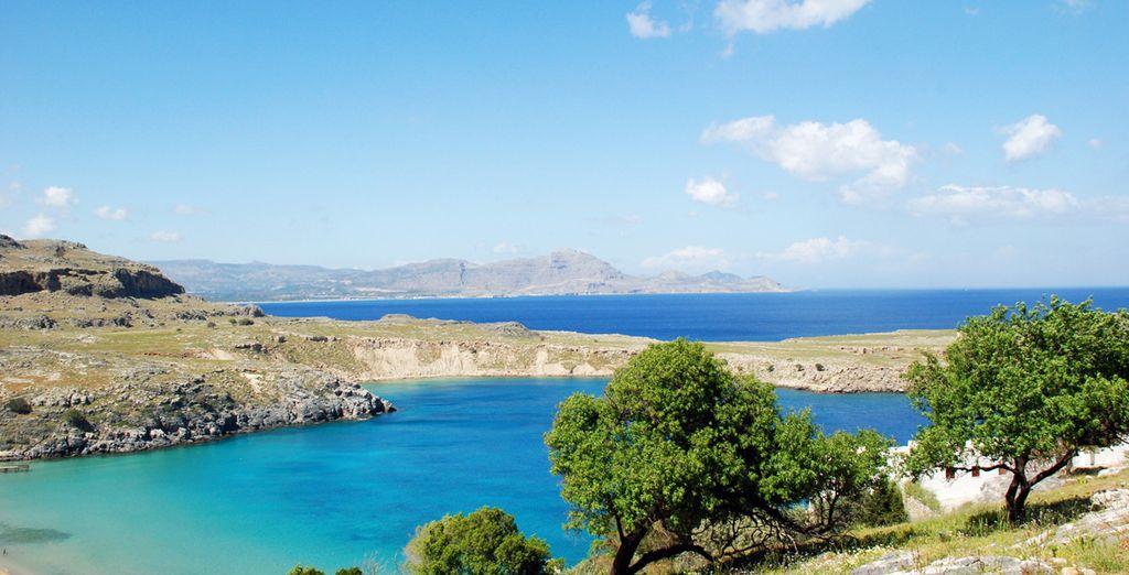Et laissez-vous séduire par les sublimes paysages de l'île