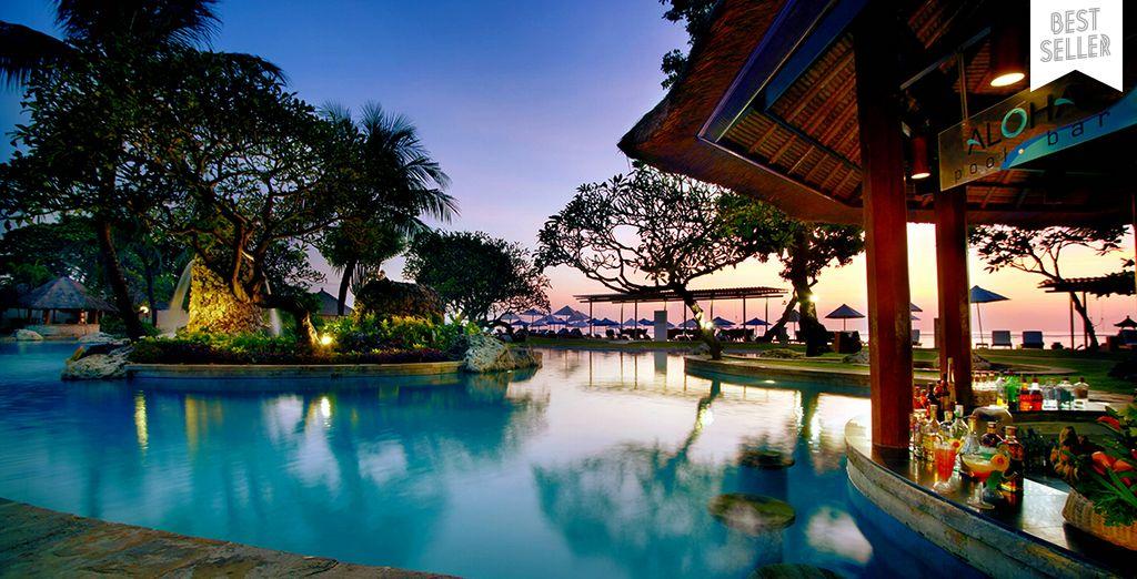 Bienvenue au Aston Bali Beach Resort & Spa
