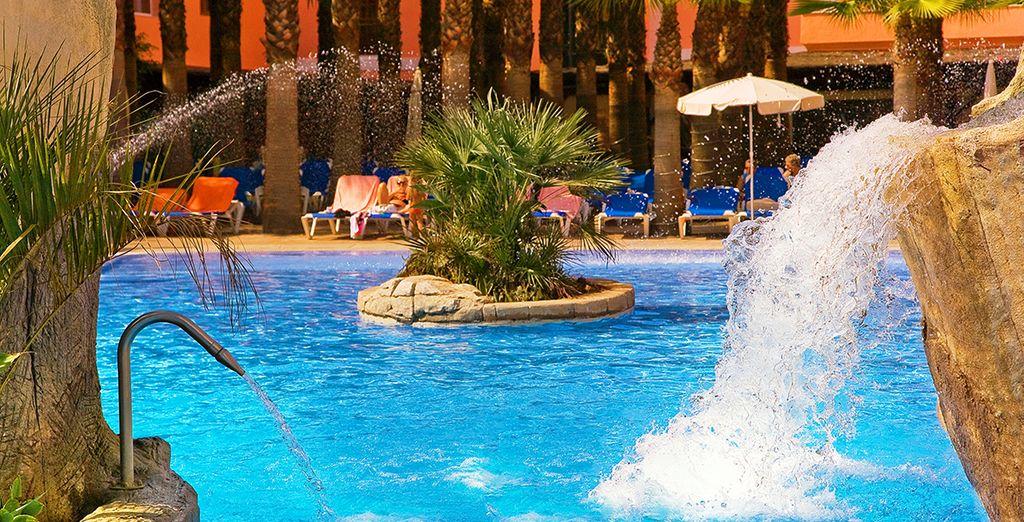 Vous préférez buller dans la piscine ?