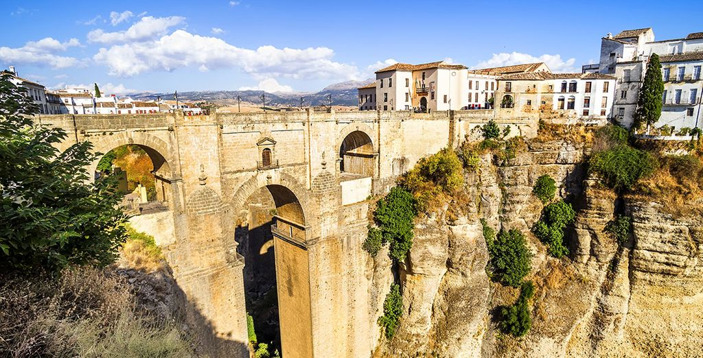 Et vous serez en pleine forme pour visiter le fabuleux héritage culturel de la région...