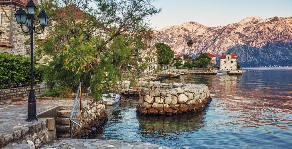 Laissez-vous séduire par la beauté des petits villages environnants