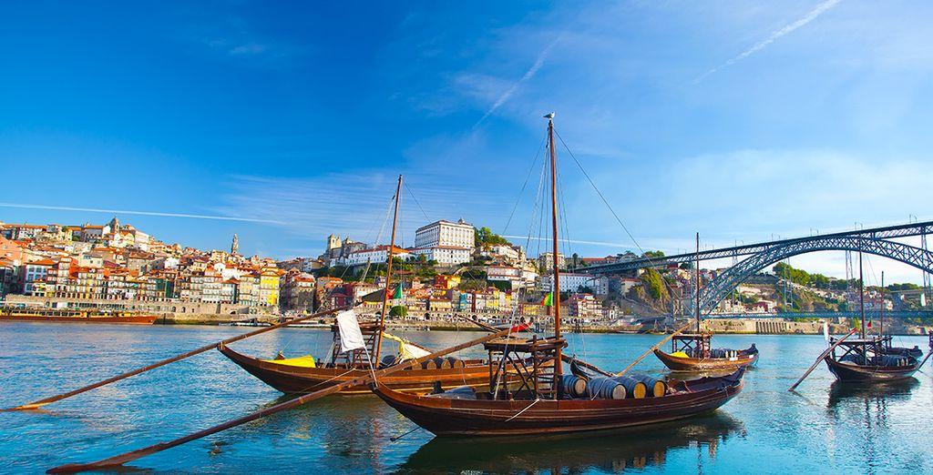 Sur les rives du Douro... - InterContinental Porto 5* Porto
