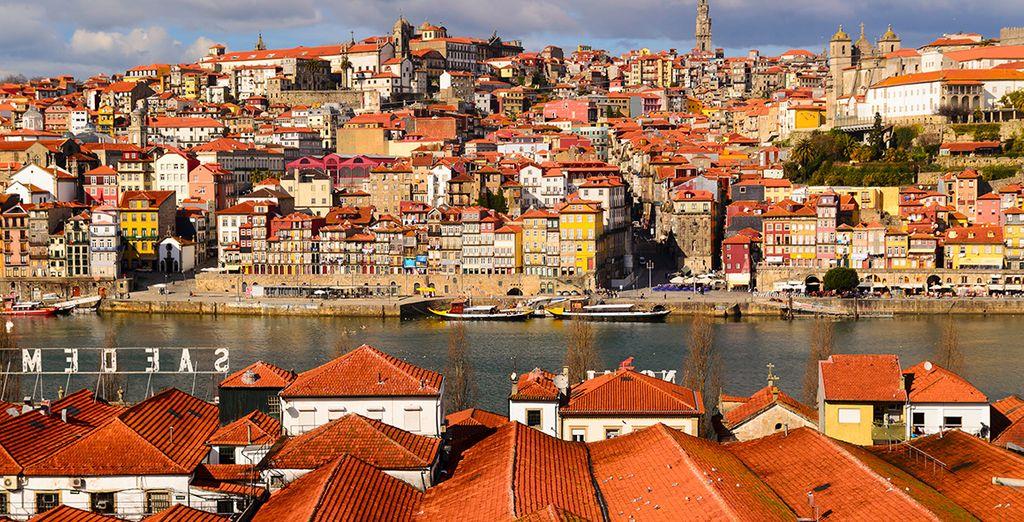 Avant de partir pour une immersion dans les ruelles de Porto...