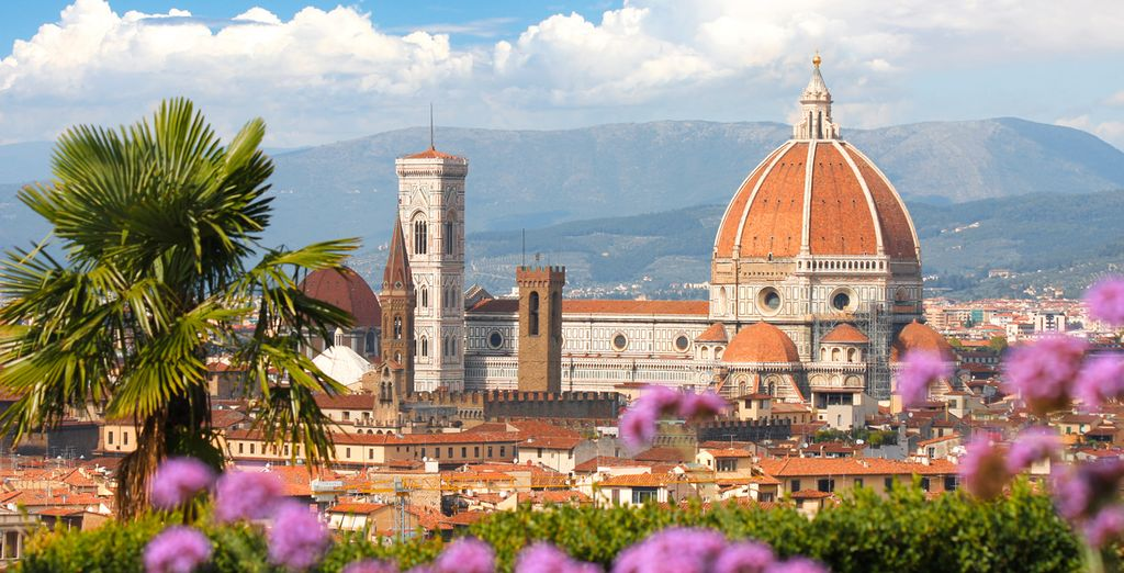 Et admirez son fameux Duomo !