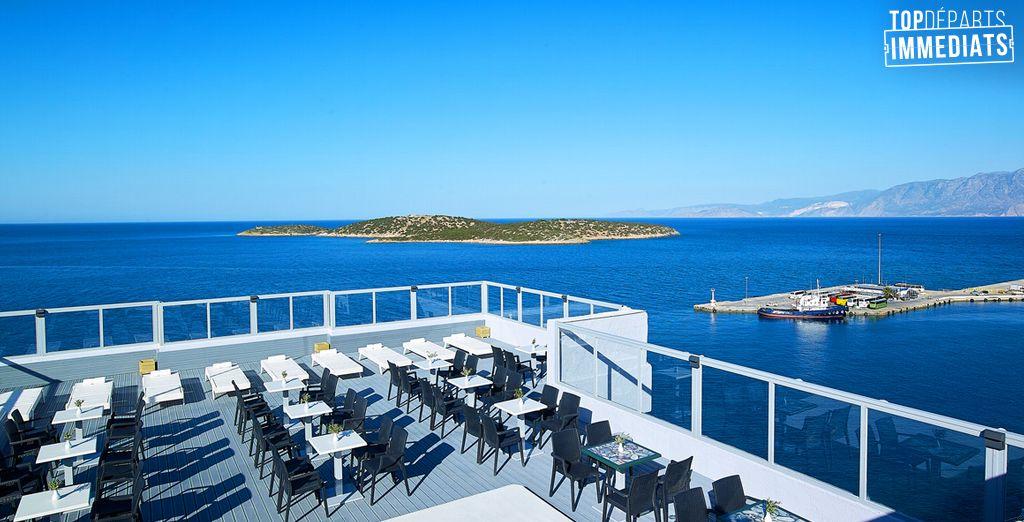 Laissez-vous tenter par une escapade en Crète