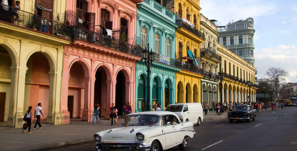 Tombez sous le charme de La Havane...