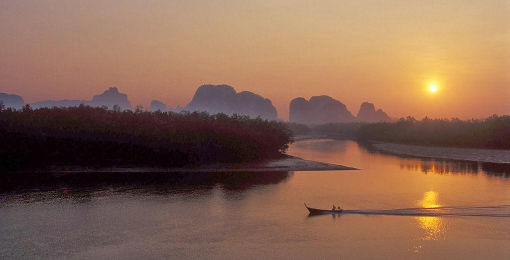 Très bon séjour en Thaïlande