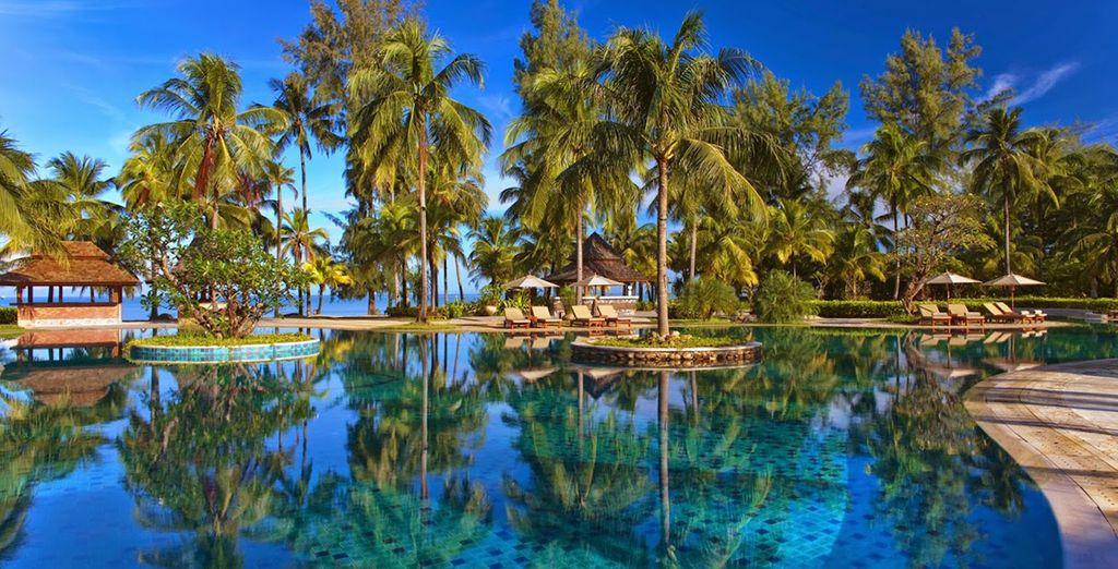 Le Pullman Khao Lak Katiliya Resort vous accueille