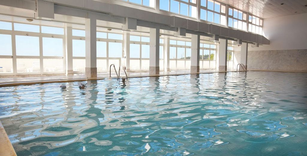 Plongez dans les piscines de l'hôtel