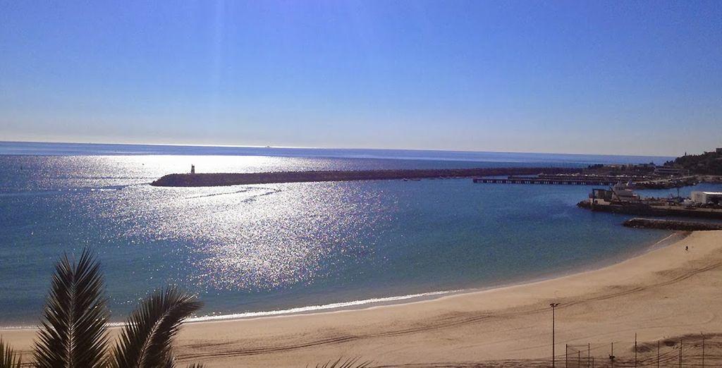 L'hôtel Do Mar 4* vous accueille