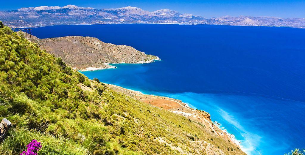 Bon séjour en Crète, l'île des Dieux !