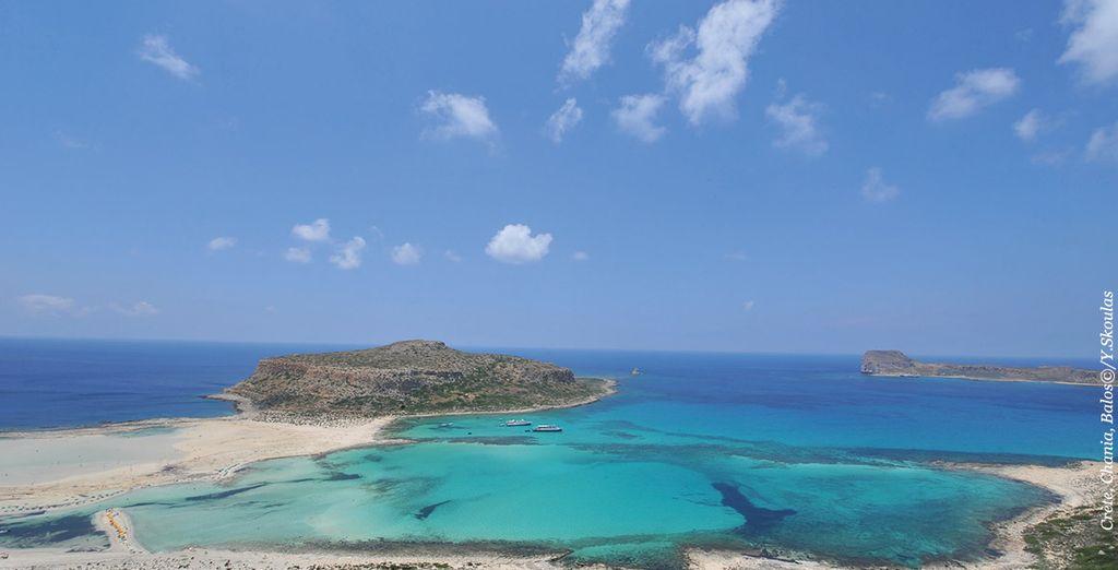 Bienvenue en Crète