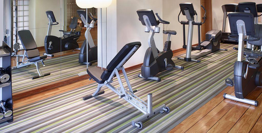 Ou encore de sport, vous trouverez forcément votre bonheur au Hilton Brussels City !