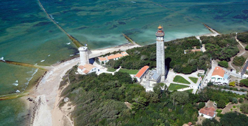 Le phare des baleines de l'île de Ré - Club Belambra St Martin Ile de Ré
