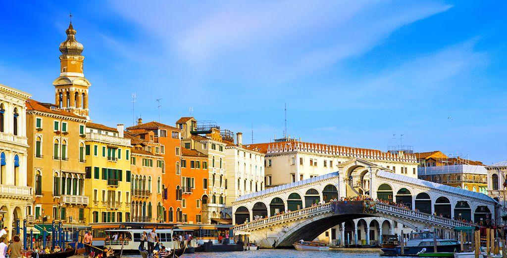 Partez à la conquête de Venise...