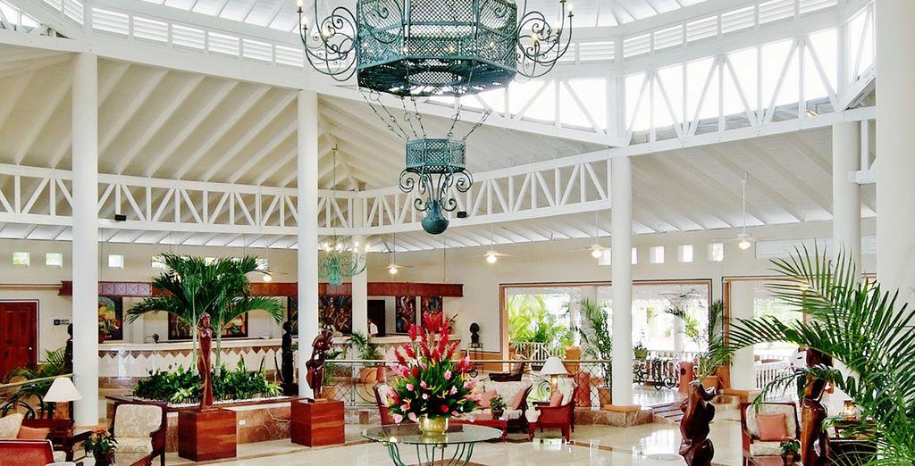 Le Bahia Principe San Juan vous offre un éventail de saveurs