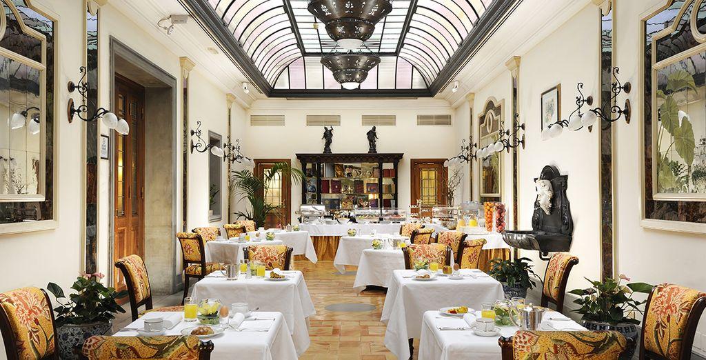 Elégance et raffinement sont au rendez-vous. - Hôtel Helvetia & Bristol 5* Florence