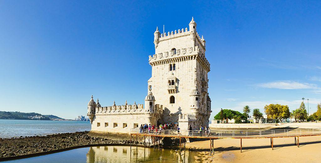 Découvrez les endroits les plus emblématiques de Lisbonne ... et revenez enchanté.