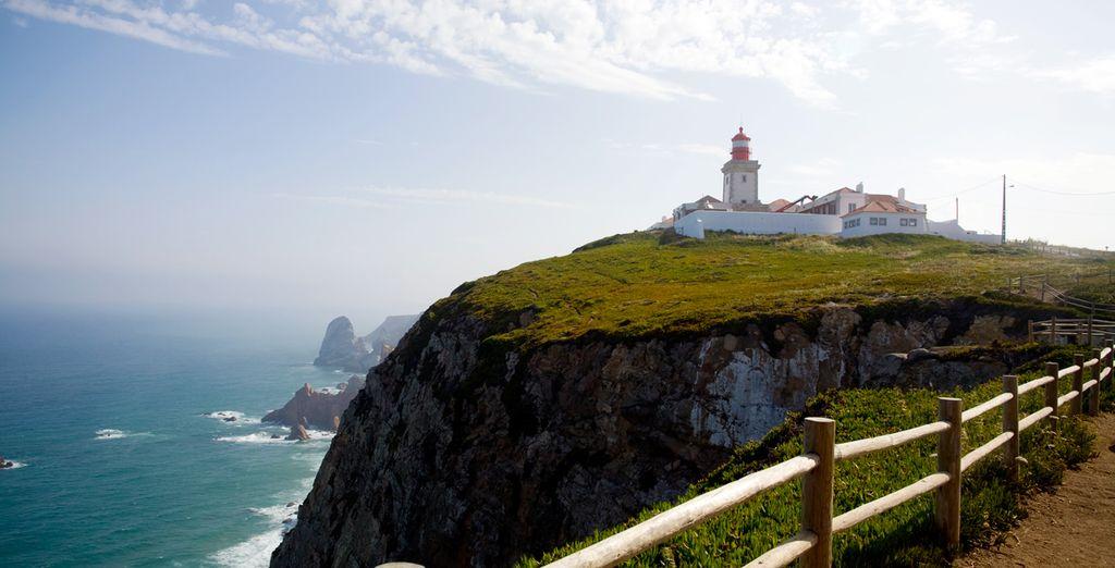 Ne manquez pas le Cabo da Roca