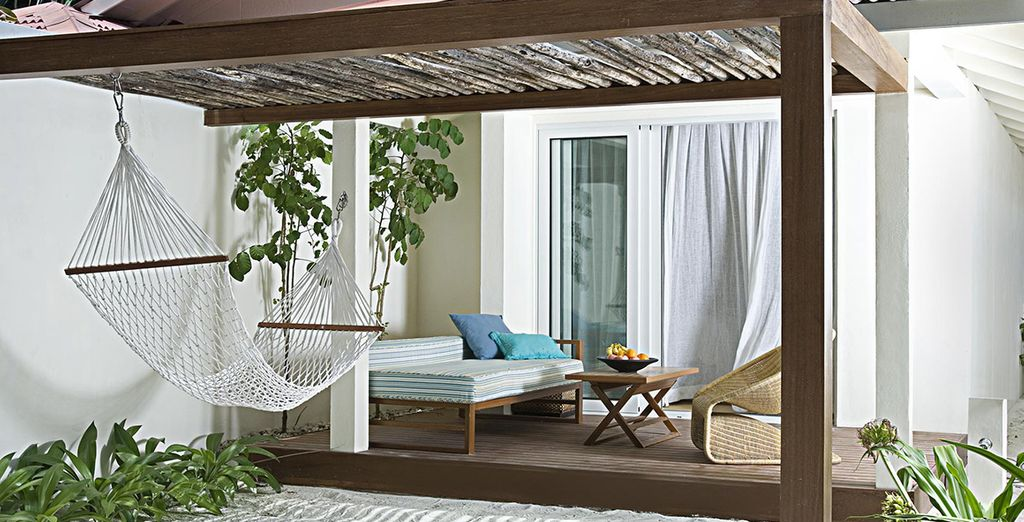 Votre Beach View Villa vous attend