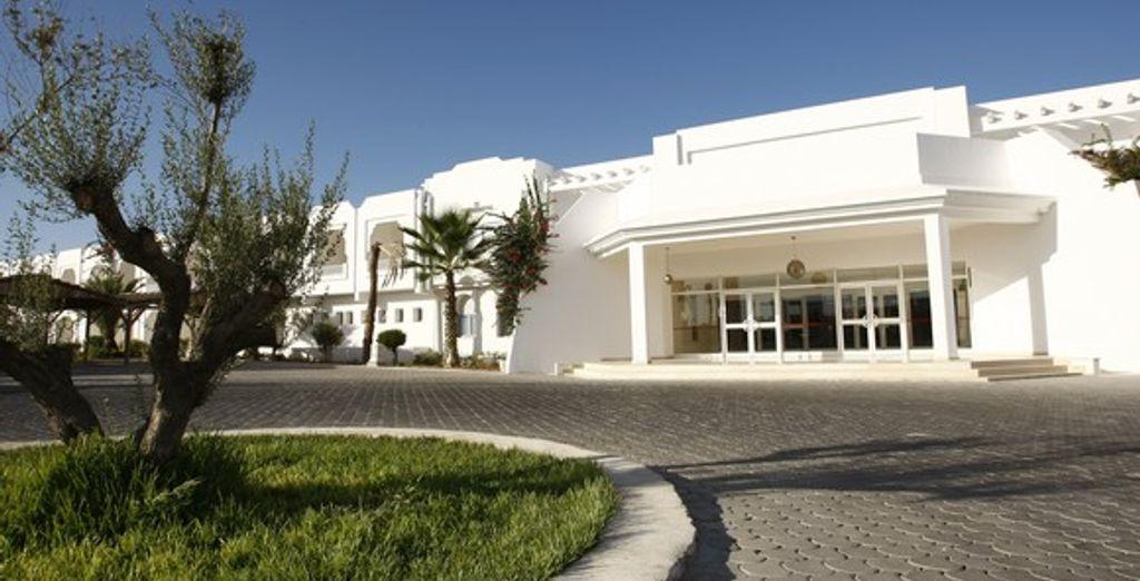 - Hôtel Jerba Sun Club *** - Djerba - Tunisie Djerba