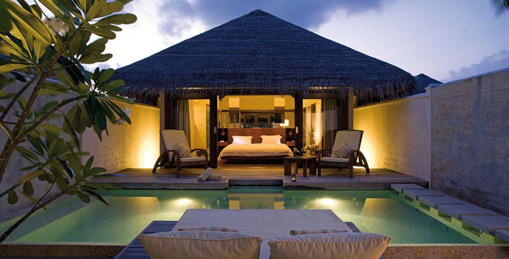 Ou alors... choisissez la Island Villa