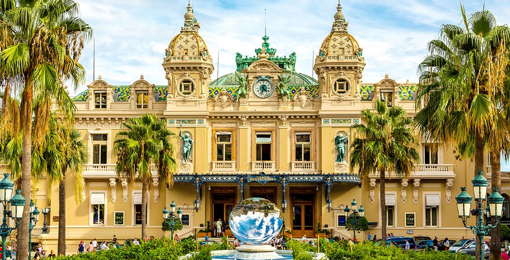 Et les richesses de Monte Carlo