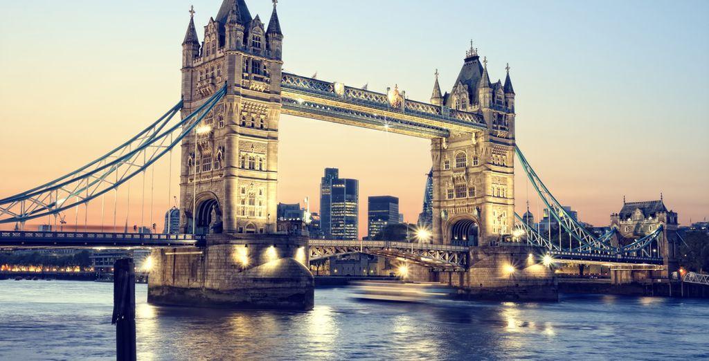 Découvrez les nombreuses curiosités de la capitale anglaise