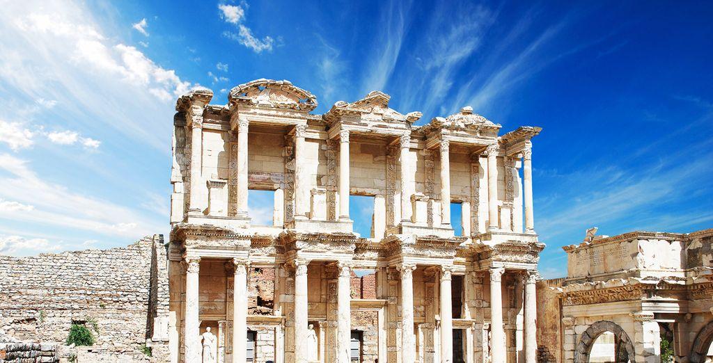 Et ne manquez pas d'explorer les richesses archéologiques d'Ephèse