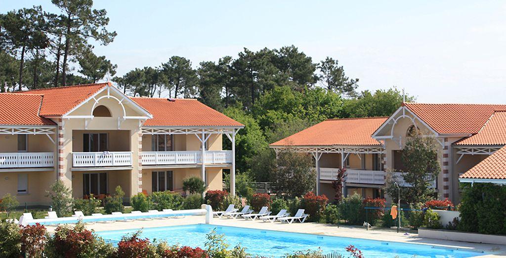 Bienvenue à la résidence Le Cordouan - Résidence Le Cordouan Soulac Sur Mer